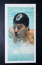Swimming    Mark Spitz   United States   Photo Card  VGC