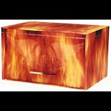 AEROSMITH Box of Fire 1994 13 CD Limited Edition Definitive Aero-Collection 70s