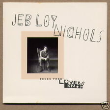 """JEB LOY NICHOLS """"Songs From Lovers Knot"""" promo CD EP"""