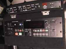 Denon DN-M2000r and/or DN-M1050r Professional Mini Disc Player/Recorder. Rare!