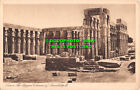 R551513 Luxor. Papyrus Columns of Amenhotep III. Gaddis and Seif. Serie 103. No.