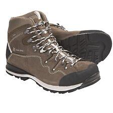NEW Haglofs Vertigo Hi GoreTex Hiking Boots Waterproof Barque Nubuck 10M MSRP312