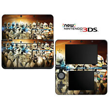 Vinyl Skin Decal Cover for Nintendo New 3DS - Star Wars Clone Wars Trooper