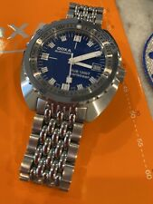 Doxa  Sub 1200T Caribbean Limited Edition Swiss Dive Watch