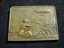 The First Belgian Dirigible Flight Commemorative Medal