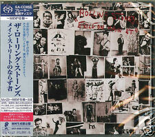 SHM SACD The Rolling Stones Exile On Main Street Limited Edition from Japan new