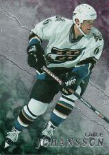 1998-99 Be A Player #297 Calle Johansson Washington Capitals