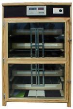 HEKA Straußenbrüter Savanne - mit aut. Entfeuchtung - für ca. 120 Straußeneier