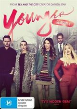 Younger : Season 4 (DVD, 2-Disc Set) NEW