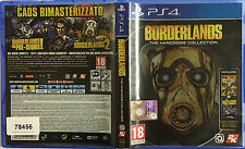 BORDERLANDS THE HANDSOME COLLECTION PS4 PLAYSTATION 4 USATO CONSEGNA 24/48H