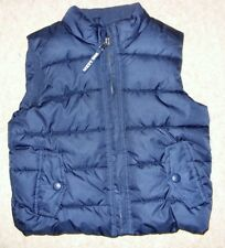 MOTHERCARE NAVY BLUE GILLET JACKET SIZE AGE 2-3 YEARS