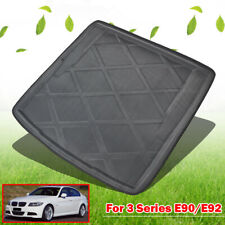 For BMW 3 Series E90 E92 04-13 Cargo Liner Trunk Floor Mat Boot Tray Carpet