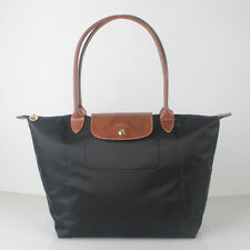 100% Authentic Longchamp Le Pliage Large Tote Bag 1899089001 Black