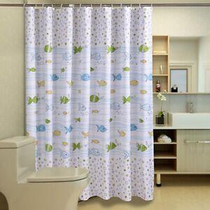 Bathtub Curtain Mildew Proof Bathroom Product Eco-friendly PEVA Bath Curtain Y2