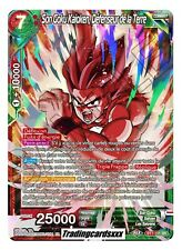 ♦Dragon Ball Super♦ Son Goku Kaioken, Défenseur de la Terre : BT7-111 SR -VF-