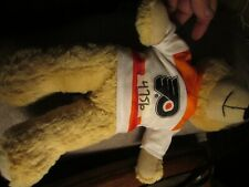 "Good Stuff Philadelphia Flyers Plush Bear NHL 13"""
