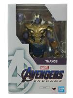 Bandai S.H. Figuarts Thanos Figure Avengers Endgame Marvel Infinity Gauntlet New