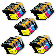 20 PK Printer Ink Set + SmartChip for Brother LC203 MFC-J680DW MFC-J880DW J885DW