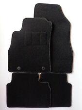 Autoteppiche Fußmatten für Opel Zafira B ab Bj.2005-2011 schwarz