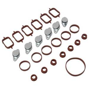 6x22mm SWIRL FLAP BUNGS AND GASKETS for BMW E83 X3 E70 X5 E71 X6