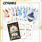Genshin Impact Zhongli HuTao Xiao Poker Playing Card Collection Board Game Sa