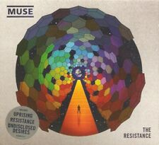 Muse ‎- The Resistance (CD 2009) Digipak: FREE UK P&P