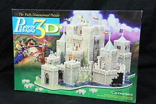 Puzz3D Fully Dimensional Camelot Puzzle Puzz 3D Foam Sir Lancelot
