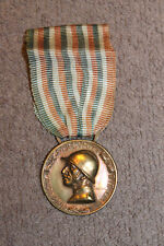 "Original WW1 Italian Kingdom of Italy  ""Italo-Austrian"" War Medal 1915-1918"