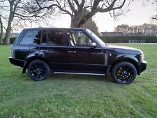 2006 (06) RANGE ROVER 4.2 SUPERCHARGED V8 AUTOBIOGRAPHY, VOGUE SE