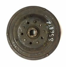 1940-1941 Desoto S7 and S8  7 Pass. Left Rear Brake Drum and Hub, NEW OLD STOCK!