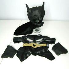 Build A Bear Batman The Dark Knight Rises 2 Piece Costume Mask Cape