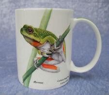 Ashdene Endangered Species Cooloola Sedge Frog Mug