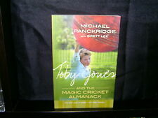 Toby Jones and the Magic Cricket Almanack - Michael Panckridge - Brett Lee - SC