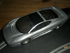 Scalextric Jaguar XJ220 touring super car supercar superb and fast with lights