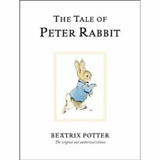 Beatrix Potter The Tale of Peter Rabbit Story Book - Newborn Baby Gifts