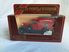 Matchbox Models of Yesteryear - Y22 1930 Model 'A' Ford Van - Postes Canada Post