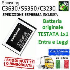 BATTERIA PER SAMSUNG GT-C3630 C3630C S5350 Shark C3630C C3230 EB483450VU 900MAH