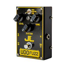 UDO FUZZ - GUITAR EFFECT PEDAL - HAND BUILT PEDAL  - 2 YEARS WARRANTY.