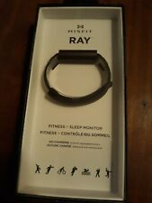 Misfit Ray - Fitness + ACTIVITY+ Sleep Tracker with Black Sport Band SMART WATCH
