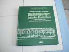 Reisezugwagen deutscher Eisenbahnen Eisenbahn-Fahrzeug-Archiv Alba 6.1