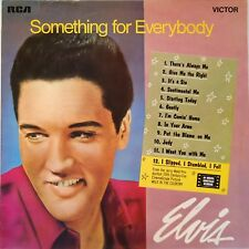 Elvis Presley-Something For Everybody-LP 1971 RCA UK Re-issue-SF5106