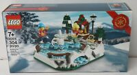LEGO 40416 Limited Edition Ice Skating Rink 304pcs New