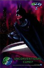 BATMAN FOREVER METAL 1995 FLEER JUMBO METAL PRINTS CASE TOPPER CARD LOT OF 5