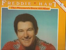 Freddie Hart LOT OF 3 - PLEASURE'S BEEN/SOMEBODY LOVES YOU/PEOPLE PUT TO MUSIC