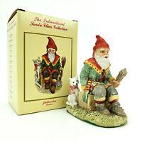 The International Santa Claus Collection Sweden Jultomtar 1993