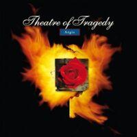 THEATRE OF TRAGEDY - AEGIS (RE-MASTERED+BONUS/DIGIPAK)  CD  GOTHIC METAL  NEW+
