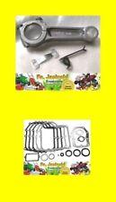 Eje biela + sistema de sellado para Briggs & Stratton para 12 & 12.5 PS/494504,391775