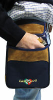 *Castellani Pocket Cartridge Pouch Clay Pigeon Shooting Belt Sporting Target