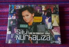 Siti Nurhaliza ~ Live In Concert 2004 ( Malaysia Press ) Cassette