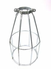 """NOS! VINTAGE McGILL ELECTRIC WIRE LAMP GUARD """"O"""" PROTECTOR, REPURPOSE"""